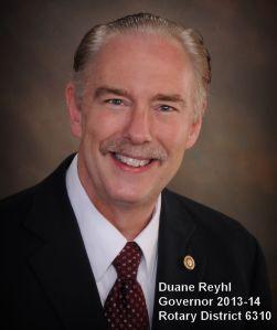 Reyhl Duane